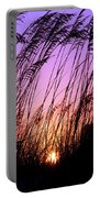 Sunset Myrtle Beach Portable Battery Charger