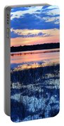 Sunset On Porcupine Lake Portable Battery Charger