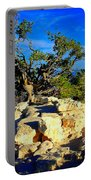 Sunset On The North Rim - Grand Canyon Portable Battery Charger