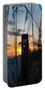 Sunset Post Portable Battery Charger