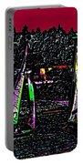Sunset Regatta Portable Battery Charger