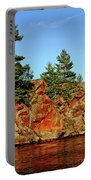 Sunset Rock Portable Battery Charger