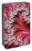 Sunset Romance Abstract Portable Battery Charger
