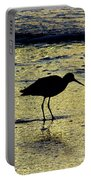 Sunset Sandpiper Portable Battery Charger