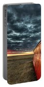 Sunset Saskatchewan Canada Portable Battery Charger