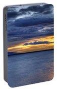 Sunset Seascape Alaska Portable Battery Charger