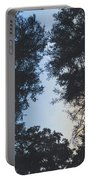 Sunset Shadows Portable Battery Charger