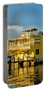 Sunset Villas Hdr Portable Battery Charger