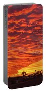 Sunset Wave Portable Battery Charger