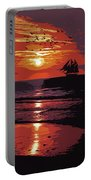 Sunset - Wonder Of Nature Portable Battery Charger
