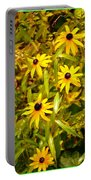 Sunshine Daisies Portable Battery Charger