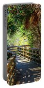 Sunshine On The Boardwalks Portable Battery Charger