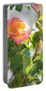 Sunshine Rose Portable Battery Charger