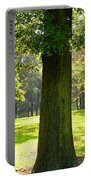 Sunshine Trees Forest Park Portable Battery Charger