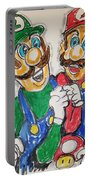 Super Mario Brothers Portable Battery Charger