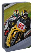 Superbikes Portable Battery Charger