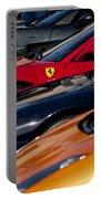 Supercars Ferrari Emblem Portable Battery Charger