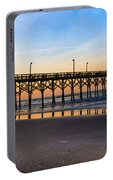 Surf City Fishing Pier Portable Battery Charger