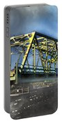 Surf City Nc Swing Bridge Portable Battery Charger