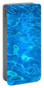 Surface Ripples Portable Battery Charger
