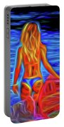 Surfer Girl 13218 Portable Battery Charger