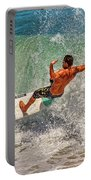 Surfing Action  Portable Battery Charger