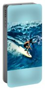 Surfing Legends 12 Portable Battery Charger