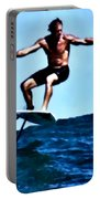 Surfing Legends 5 Portable Battery Charger
