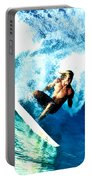Surfing Legends 9 Portable Battery Charger
