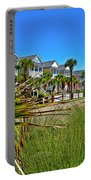 Surfside Beach - Row 1 Portable Battery Charger