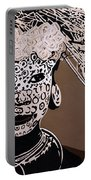 Surma Girl Portable Battery Charger