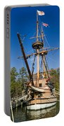 Susan Constant Replica Portable Battery Charger