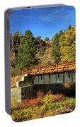 Susan River Bridge On The Bizz Portable Battery Charger