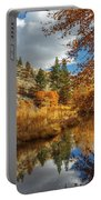 Susan River Reflections Portable Battery Charger