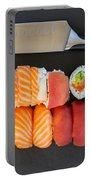Sushi And Knife Portable Battery Charger