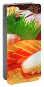 Sushi Plate 1 Portable Battery Charger