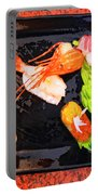 Sushi Plate 2 Portable Battery Charger