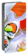 Sushi Plate 6 Portable Battery Charger