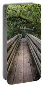 Suspension Bridge To Destiny Portable Battery Charger