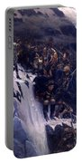 Suvorov Crossing The Alps In 1799 Portable Battery Charger