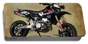 Suzuki Race Motorcycle. 387. Portable Battery Charger