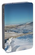 Swaledale In Winter Portable Battery Charger