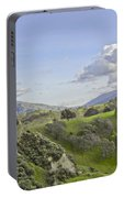 Swallow Bay Cliffs Portable Battery Charger