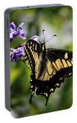 Swallowtail Butterfly 2 Portable Battery Charger