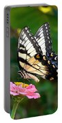 Swallowtail Butterfly 3 Portable Battery Charger