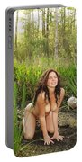 Swamp Beauty Five Portable Battery Charger