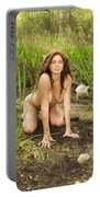 Swamp Beauty Seven Portable Battery Charger