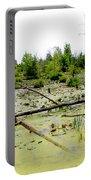 Swamp Habitat Portable Battery Charger