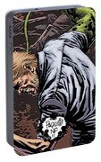 Swamp Thing Portable Battery Charger