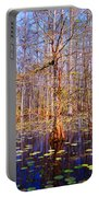 Swamp Tree Portable Battery Charger